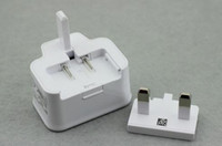 For Samsung Direct Chargers  Samsung UK Power Adapter Wall Charger USB Plug Travel Universal ac dc 5v 1A for SamSung Galaxy Note 2 N7100 Note 3 N9006 S4 i9500 i9300
