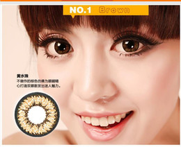 Wholesale New free ship pairs NUDY Contact lenses lens Color Contact colors EYE