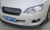 Wholesale Carbon Fiber Front Lip Splitter Spoiler for Subaru Legacy Liberty STi Style