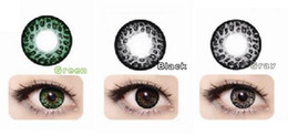 Wholesale FREE SHIP pairs leopard print Contact lenses lens Color Contact colors EYE
