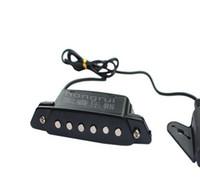 Wholesale New Arrival Quick Mount Sound Hole Acoustic Guitar pickup Black D