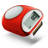 Wholesale Pedometer Solar Energy Pedometer Counter Multifunction Digital Fitness Equipments