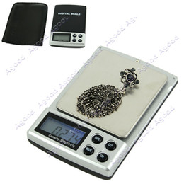 Wholesale New Digital Scale g x g Gram Gold Mini Pocket Jewelry Scale