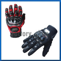 Wholesale 50pcs Moto bicycle dirt bike Cycling Gloves Motocross Gloves For Fox autobike Non slip shockproof Gloves Motorcycle Mountain Biking