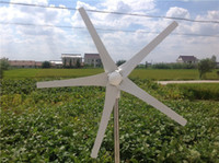 Wholesale wind generator W max blade V V wind power turbine w controller with with RoHS CE ISO9001 Certification