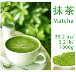 Wholesale 100 Pure Organic Natural Matcha Green Tea Powder g bags Vacuum Sealed lb oz g