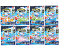 Wholesale DHL robot fish e fish toys swimming electronic fish robo happy fish toy
