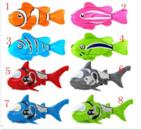 Wholesale Hot selling automatically e fish toys swimming electronic fish robo happy fish toy