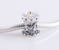 Wholesale Authentic ALE Sterling Silver Carousel Merry Go Round Horse Bead Fits European Pandora Jewelry Bead Charm Bracelets