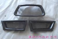Wholesale Carbon Fiber Front Mesh Grilles for Subaru Impreza WRX STi