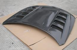 Wholesale Carbon Fiber Hood Bonnet for Subaru Impreza WRX STi Hatchback Door Style B