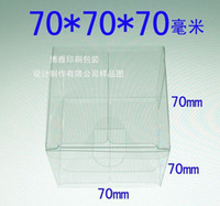 Wholesale Spot PVC clear plastic box Box used to display fruit wedding gift cosmetic etc cm Hot
