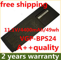 Wholesale SZYBOO Original quality New laptop battery For SONY VAIO VPC SA SC SB SD SE VGP BPL24 VGP BPS24 VGP BPSC24