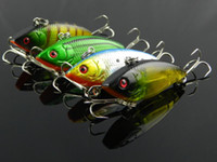Wholesale Fishing Lure Minnow Bass Lures CM G Fly rod fishing tackle gear Hooks