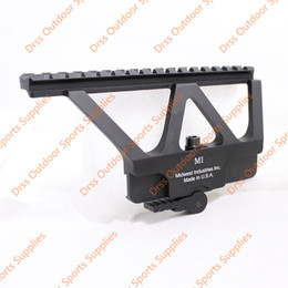 Wholesale Drss CNC AK47 Side Rail Scope Mount Marking Black DS1950A