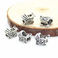 Cheap Metals Tibet Silver Best Hearts, Love Silver Loose beads