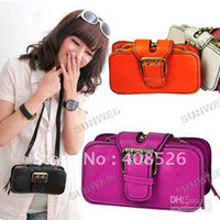 Shoulder Bags accordions - Fashion Women s Girls messenger bag PU Leather Accordion Pattern Multilayer Handbag Shoulder Bag