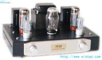 Power Amplifiers tube amplifier - HIFI Single ended Pure Class A Tube Amplifier N9 preamp tube EL34 power amplification Z3PJ Rectifier Model WVT2016