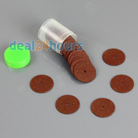 Wholesale Dremel Cut Off Wheels mm Reinforced Tube Discs for Dremel Rotary Red Disc