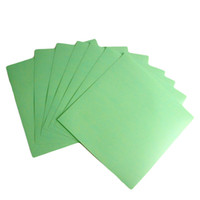 Wholesale 10Pcs second Table Tennis Ping Pong Quick Glue Sheet