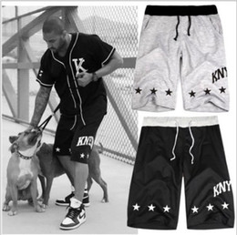 Wholesale 2014 new pyrex vision KNYEW men s women s models BEEN TRILL HBA hip hop Shorts five pants casual pants