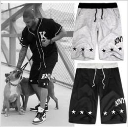 Wholesale 2014 new pyrex vision KNYEW men s women s models BEEN TRILL HBA hip hop Shorts five pants casual pants