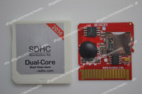 Wholesale Newest Genuine White SDHC Dual Core Card For DS XL LL DSi DSL DS Micro SD Card Reader