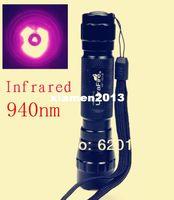 Wholesale Highly Ultrafire Wf b Cree Infrared Ir w LED Night Vision Flashlight Torch nm