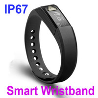 Cheap Vidonn X5 Bluetooth 4.0 IP67 Smart Wristband Sports & Sleep Tracking Health Fitness for iPhone 4S 5 5S 5C Samsung S4