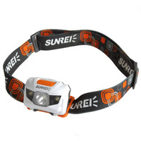 Wholesale Sunree lumens Mode Waterproof Cree LED Headlamp LED Headlight Handy Motile LED Head Light Lamp for bicycle outdoor spoot fish running