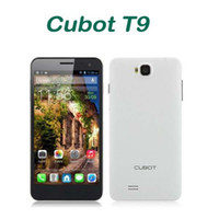 Cubot 5.0 Android Cubot T9 MTK6589T 1.5GHz Quad Core 5.0 Inch FHD Screen Android 4.2 Smart Phone 13.0MP Camera 1G 16GB 3G GPS Bluetooth 000697
