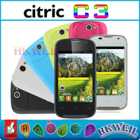 Citric C3 MTK6572W Dual Core 1. 0GHZ Android Cell Phone 512MB...