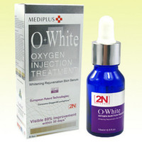 whitening injection - 2N OXYGEN INJECTION TREATMENT whitening oxygen repair whitening essence liquid yellow discolorations powerful SPF15