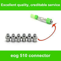 battery extender - 510 to eGo Adapter E Cigarette Adapter battery to eGo screw threading Adapter eGo Extender Electronic Cigarette