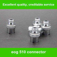 wholesale electronic lots - 100pcs Top Quality E Cigarette Adapter ego Adaptor Connector with Factory Price
