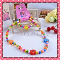 Cheap Wood bracelet Best Jewelry Sets pink necklace
