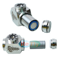 Non-Adjustable   Hammer E pipe Mod Kit E cigarette Mechanical E Cig Battery 18650 18350 Fit for Protank X9 X10 CE8 Atomizer Stainless refly