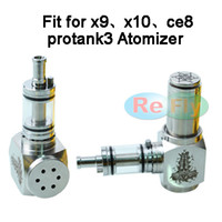 Non-Adjustable   Hammer Mod Kit E cigarette E pipe Mechanical E Cig Battery Electronic Cigarette Stainless Suitable for Protank X9 X10 CE8 Atomizers refly