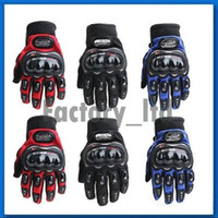 Wholesale Non slip shockproof Moto bicycle dirt bike Cycling Gloves Motocross Gloves For Fox Motorcross Gloves Motorcycle Mountain Biking