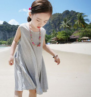 Pre- sell Summer Parent- child Clothing Baby Girl Dress Girls ...