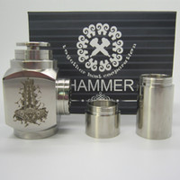 Cheap Electronic Cigarette E pipe Mod Best Set Series  Hammer Mod