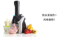 Wholesale Ice Cream Makers Making Machine v nice and portable