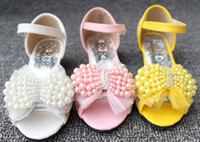 Girl Summer Cotton 8%off!outlets!Cheap shoes !hot sale!High heels! Pearl bow! The princess sandals! 31-36 yards!DROP SHIPPING!shoes sale.5pairs 10pcs.ZL.