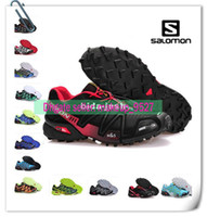 Hot Free new Original quality Zapatillas Salomon SPEED CROSS...