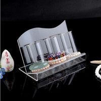 Wholesale Acrylic Top grade Bracelet Holder Watch Bracelet Display Stand Jewelry Packaging amp Display