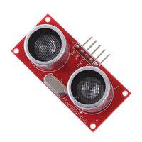 5pcs Mini Módulo de Sensor Ultra-sônico Motion Detector de segurança sem contato / lot, Freeshipping Dropshipping H8305
