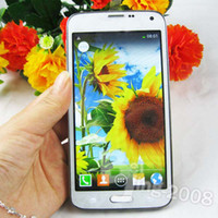 "Hot- sale 5. 1"" 1: 1 S5 i9600 smartphone 512M 4G Android 4..."