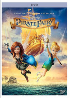 Wholesale Preorder hot selling Pirate Fairy brand new dvd