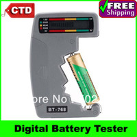Wholesale Cheap BT LCD Display Battery Tester for V R1 R03 R6S R14S R20S and V F22 Batteries