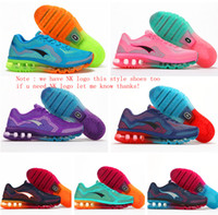 Wholesale top sale new style high qualite man brand shoes woman running shoes sports shoes MAX more colour size